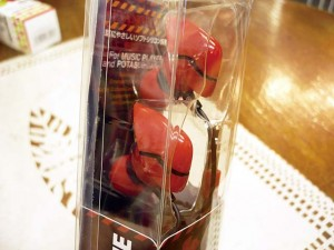 evangelion earphone asuka