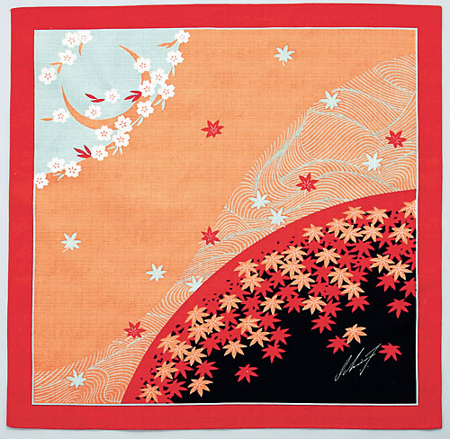 Wrapping Cloth FUROSHIKI 01