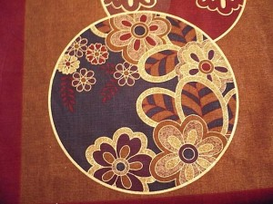 Japanese table cloth
