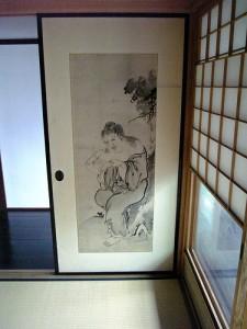 Japanese fusuma