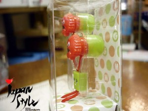 gachapin earphone