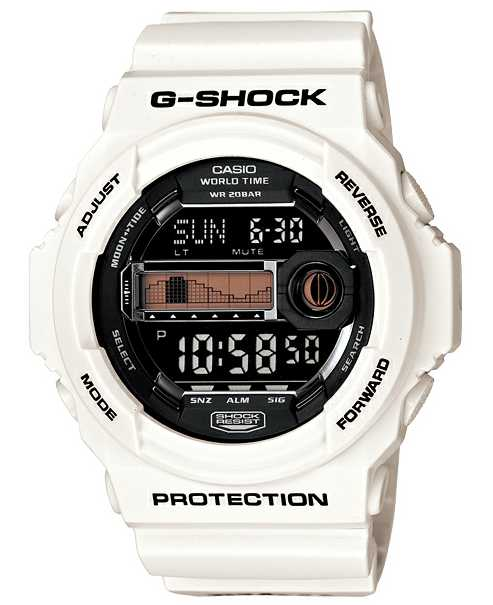 casio g-shock glx-150x-7jr In4mation