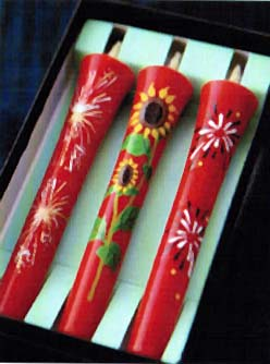 Japanese candles summer