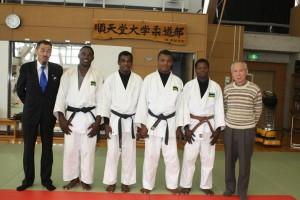 judo africa