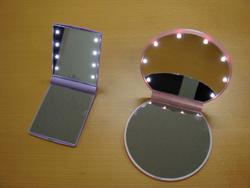 Left: Joyu mirror, Right: Dai-Joyu mirror