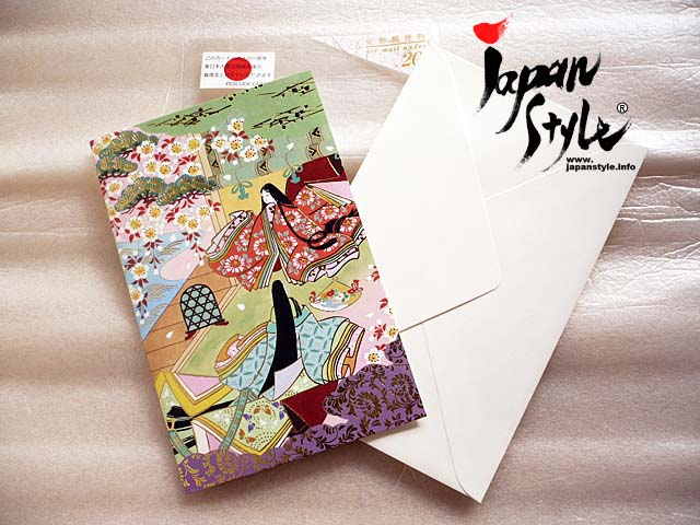 Japanese greeting cards wblqual