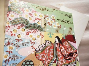 Japanese greeting cards