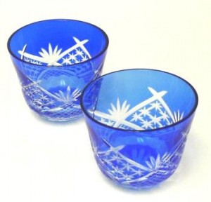 "Kiriko Pair Glass. ""chawan-ya.com"" some rights reserved. flickr"
