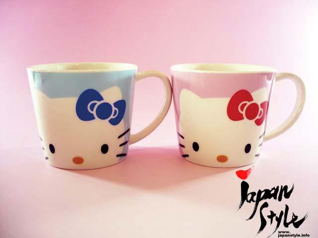 hello kitty mug cups