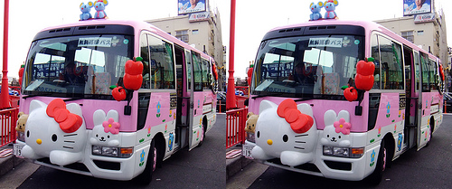 kitty bus