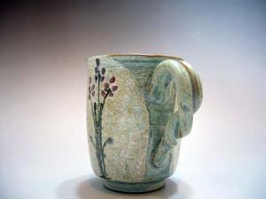 kyo ware mug cup