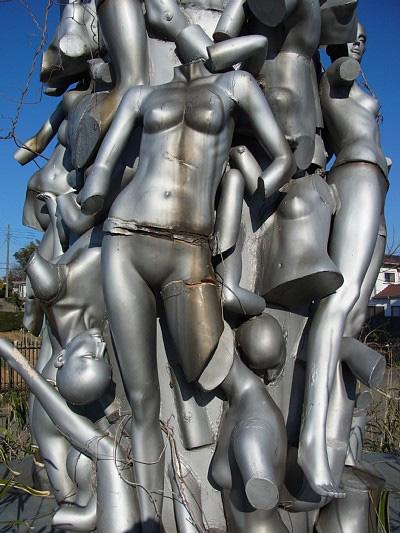 mannequin-pole