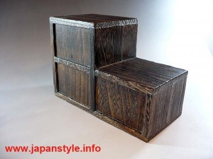 Japanese traditional chest