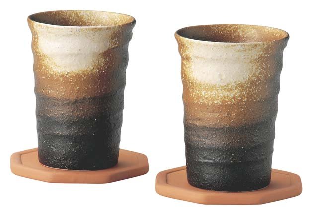 mino ware cup