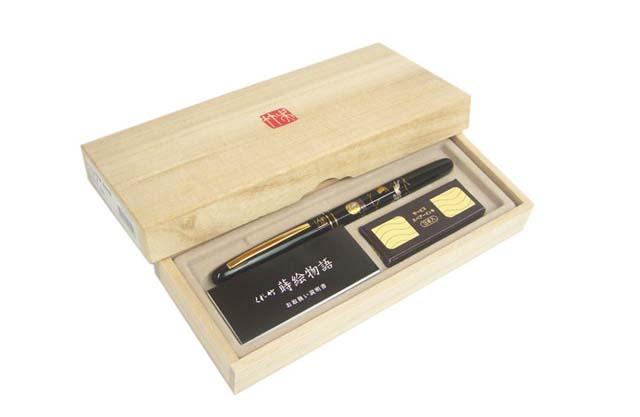 japanese fude pen maki-e