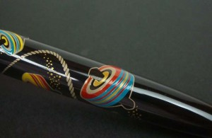 japanese namiki makie fountain pen
