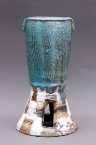 "Oribe Vase. ""binrock.mike"" some rights reserved. flickr"