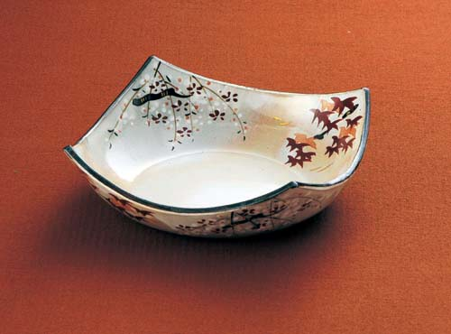 kyo ware plate