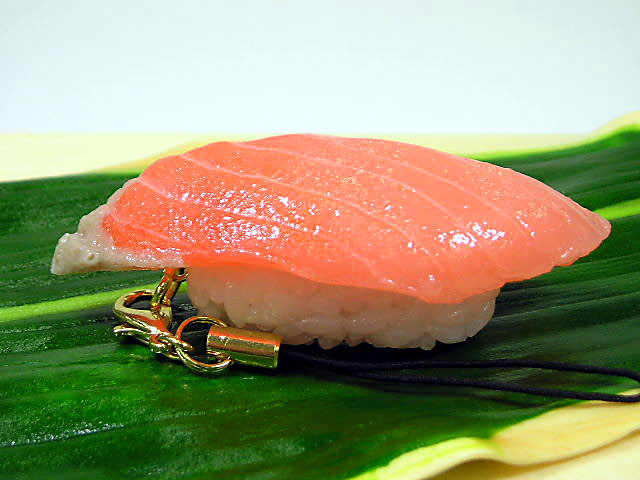 salmon sushi strap