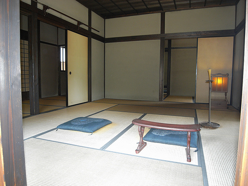 samurai house