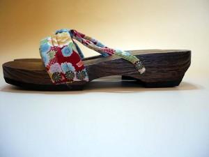 healthy sandal