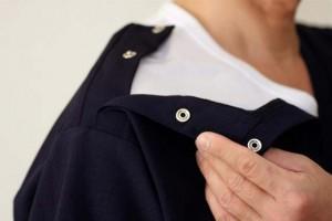 japanese scrub medical uniform navy bonds
