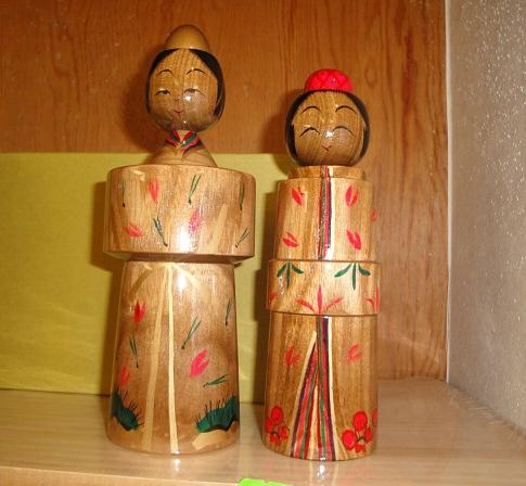 sendai kokeshi doll
