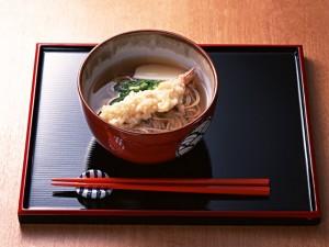 Japanese Soba (Ebi Tempura). (C) japanstyle.info