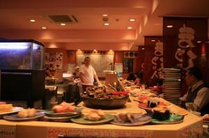 sushi-go-round