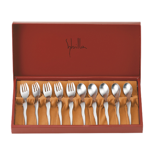 sybilla spoon set