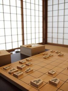Japanese shogi