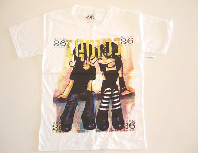 manga t-shirts for ladies T1085