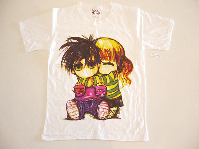 manga t-shirts for ladies cute