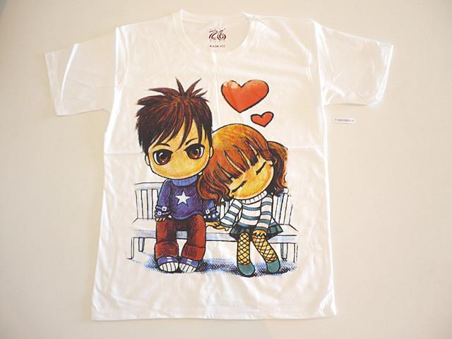 cute manga t-shirts for ladies