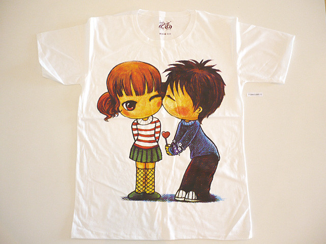 cute manga t-shirts for ladies