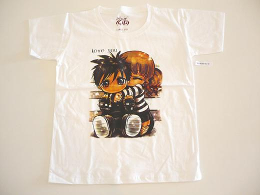 cute manga t-shirts for kids