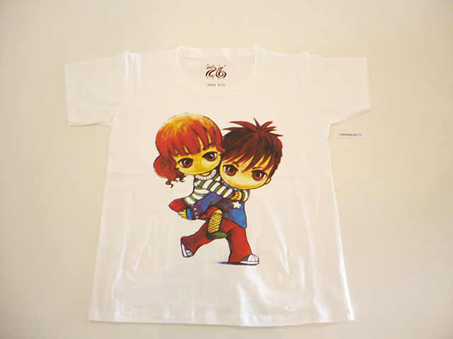 t-shrits kids manga T5028