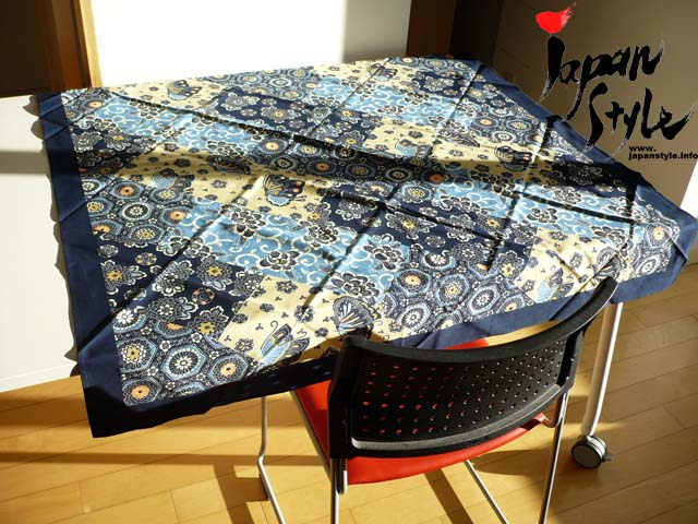 Japanese tablecloth