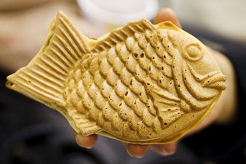 Japanese taiyaki