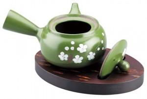 teapot tray