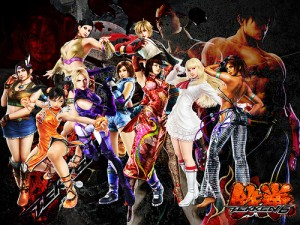 tekken-girls