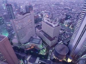 Shinjuku, Tokyo.