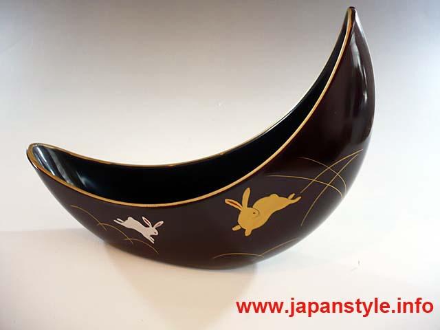 lacquer ware vase