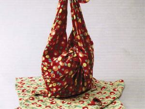 Japanese Furoshiki Shoulder Bag