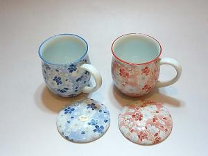 Japanese ARITA Ware Mug Cups, made in JAPAN