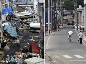 [One Year On: Japan after Quake] Easing the Burden of Recovery