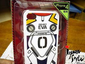 EVANGELION iPhone 4 Jacket ayanami rei