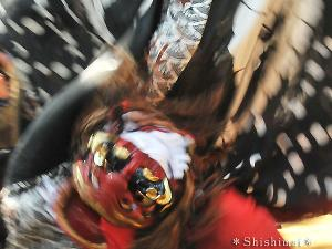 [Photoblog] Shishimai: the Lion Dance