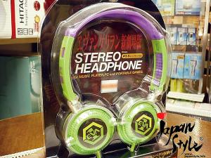 Anime Character Headphone: evangelion - ikari shinji