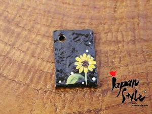 Japanese Iron Strap: sunflower